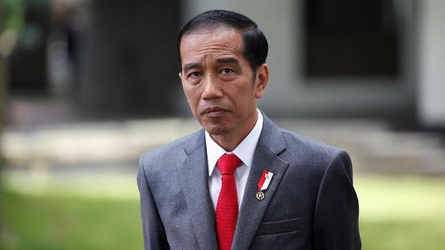 Waduh, Jokowi Harap Umat Islam Tak Anggap Amerika Sebagai Musuh