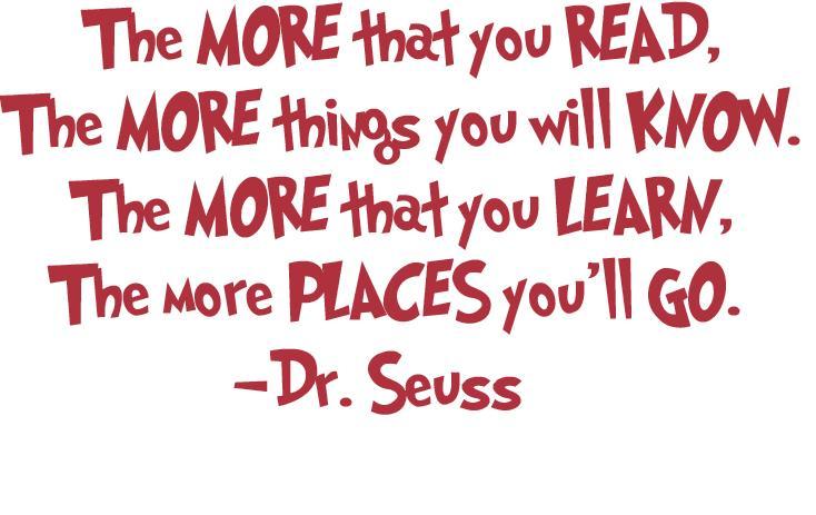 Quotes Good: Dr. Seuss Quotes