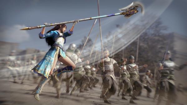 Dynasty Warriors 9 PC Full Version Screenshot 2