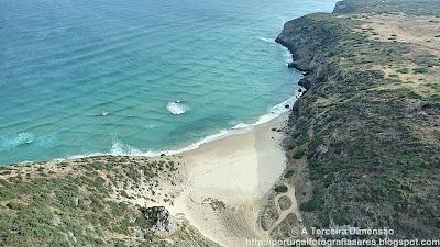Praia das Furnas (Vila do Bispo)