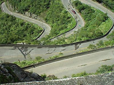 Serra do Rio do Rastro - SC