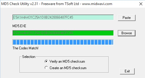 How to check and verify MD5 of downloaded files in Windows   ValueStuffz