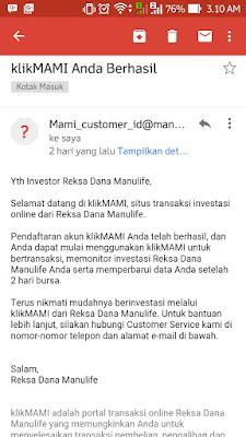 KlikMAMI: Cara Mudah Investasi Reksa Dana Via Online
