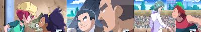 Pokemon Capitulo 25 Temporada 15 Comandando La Corona Del Clubexplosion
