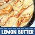 Lemon Butter Chicken Strips
