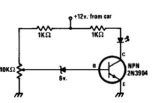 Indicator Circuit Diagram