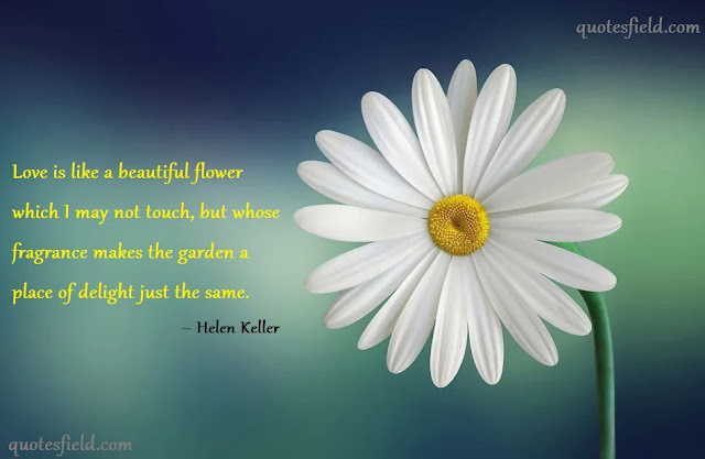 Quotes With Flowers