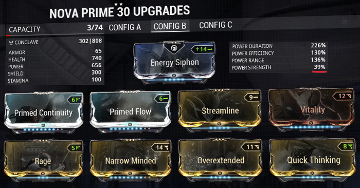 Warframe Market | Most recent Buy and Sell orders