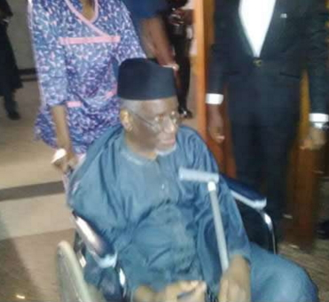 pdp chair haliru mohammed wheel chair