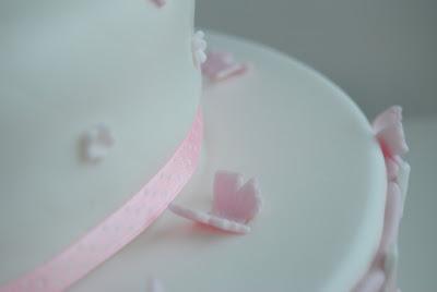torta battesimo particolare decorazioni