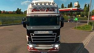 Maurits Kulk Scania RJL