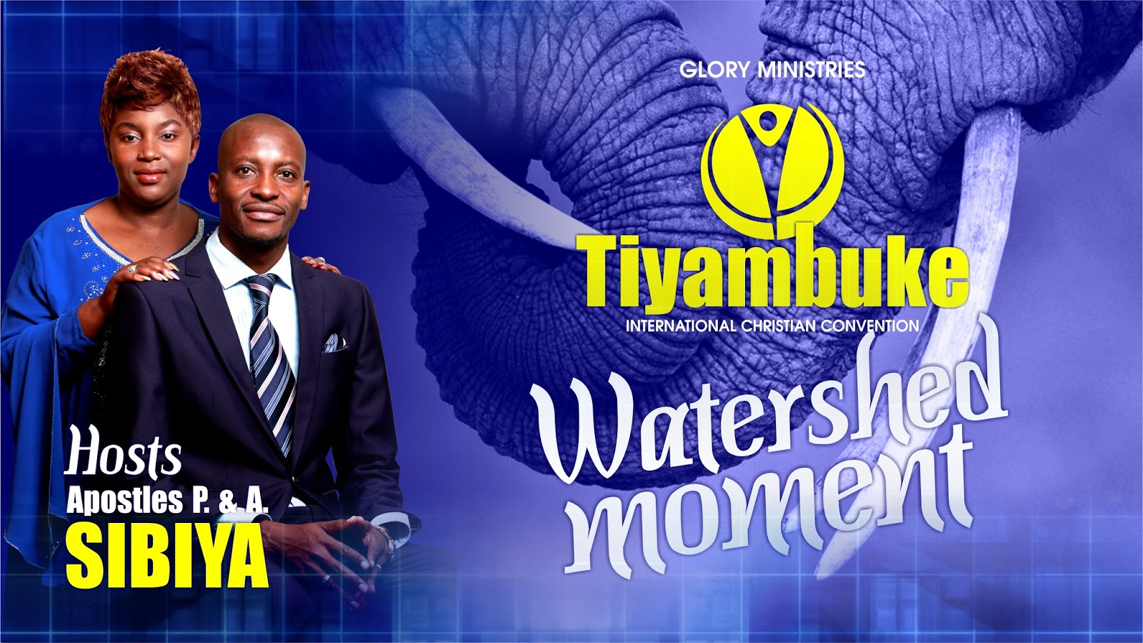 Tiyambuke 2017 Theme - Watershed Moment