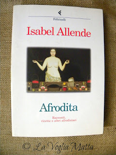"""Isabel Allende """"Afrodita """""""