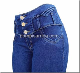 Moda De Pantalones De Mezclilla De Mujer 2021 Pantalon De Mezclilla Levanta Pompis Mayoreo