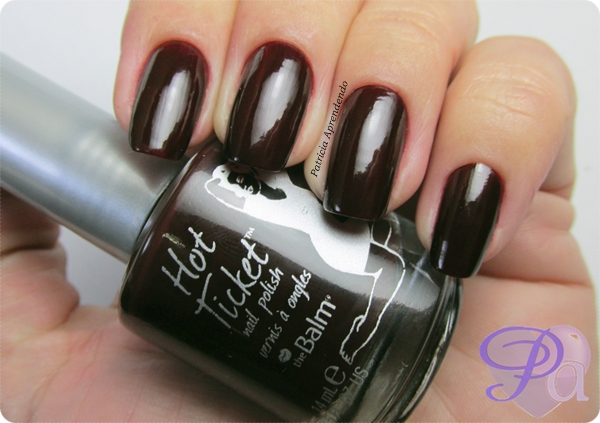 Esmalte The Balm Hot Ticket Oh My Goth