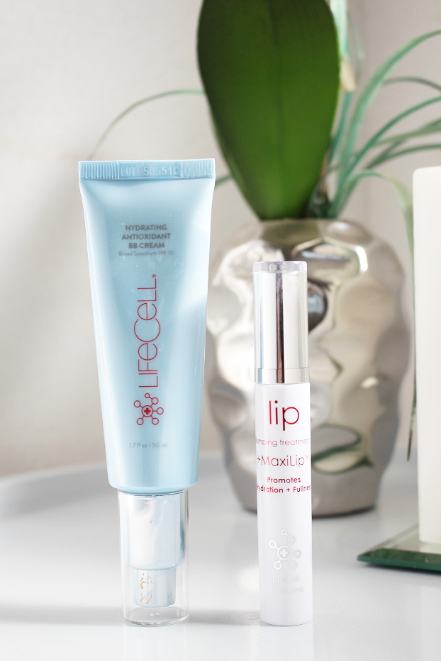 lifecell bb cream,lifecell lip plumping, makeup for 40+, anti-aging makeup tricks