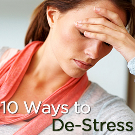 10 Secret To Help Your Heart Combat Stress
