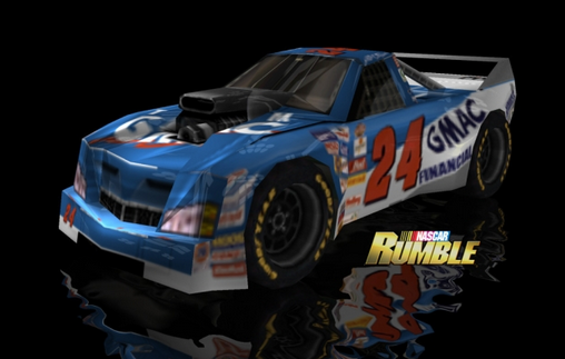 DOWNLOAD NASCAR RUMBLE FREE GAME UNTUK PC | Download game gratis
