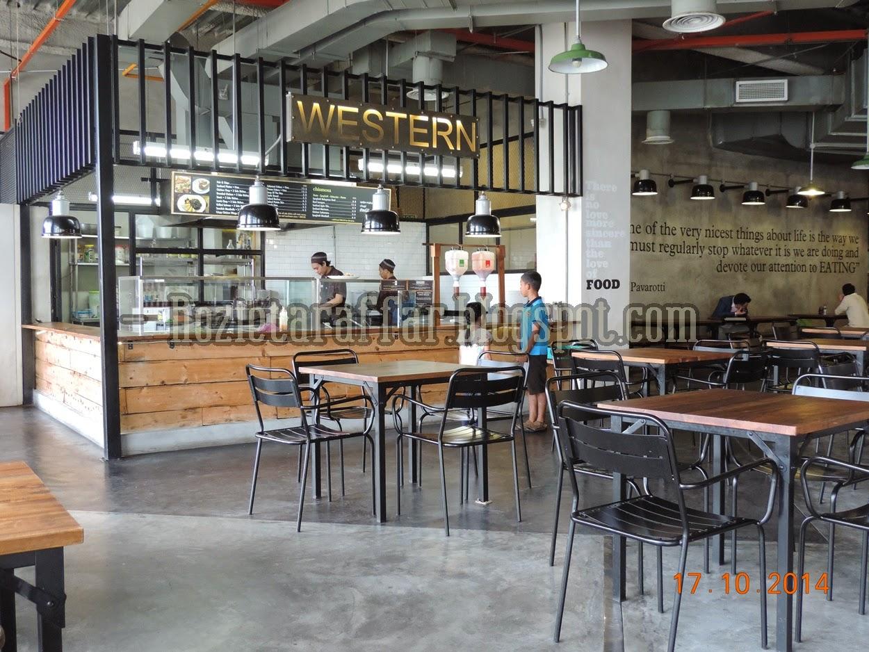 Western Slot Sini Makanan Dia Murah² Dan Sedap