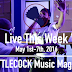 Live This Week: May 1st-7th, 2016