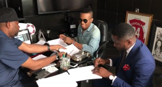 Tekno signs Sony Music Global Deal