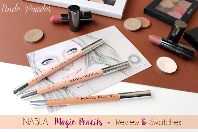 Magic Pencil de NABLA   Reseña + Swatches - Blog de