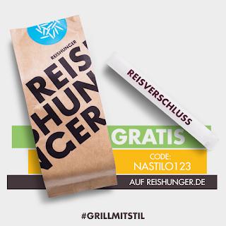 Reishunger Geschenkcode: NASTILO123