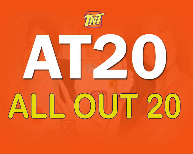TNT AT20 All Out 20