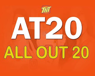 TNT AT20:  All Out 20 - Unli-text to all Networks, 15MB + 20mins Call