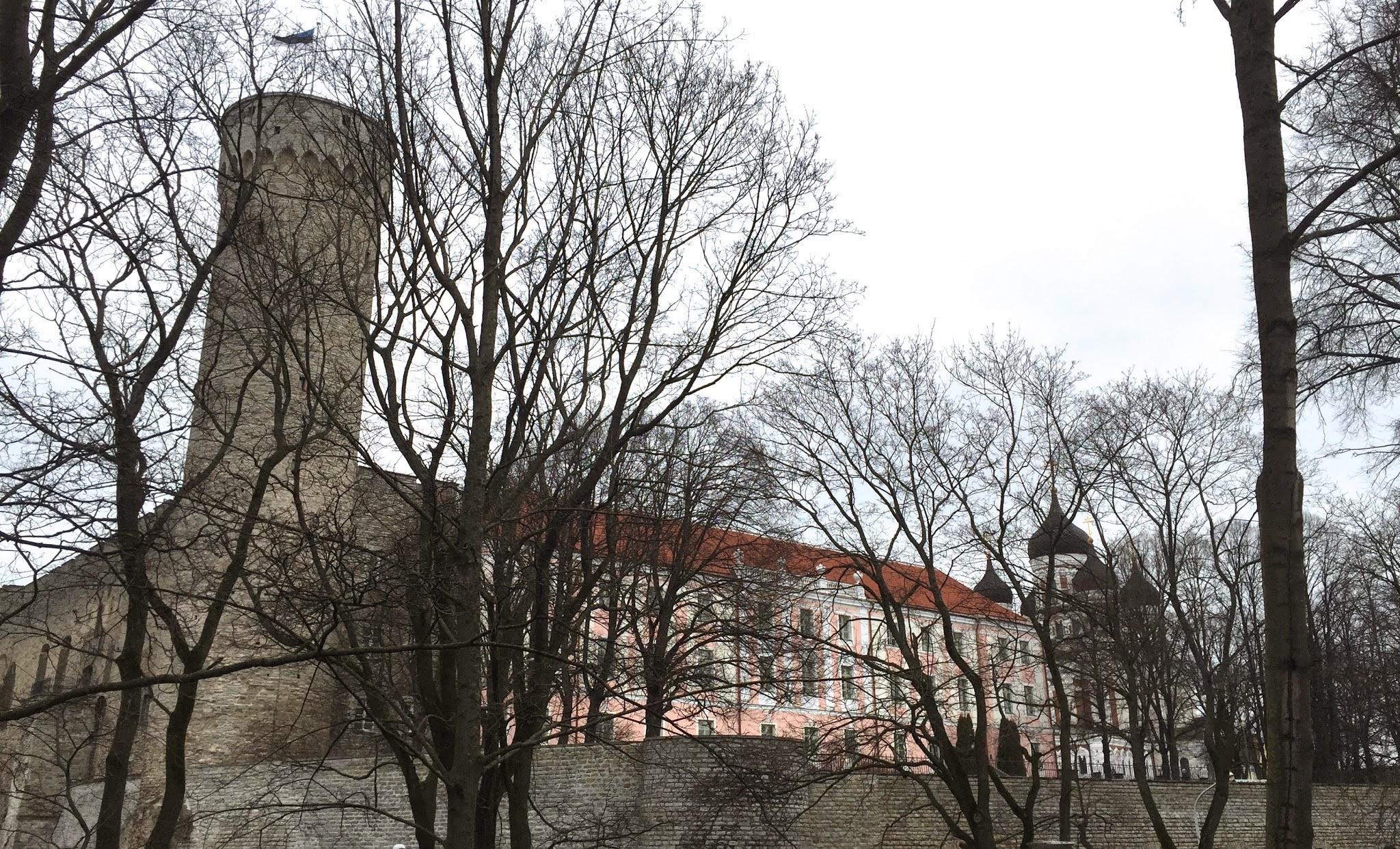 Talino simbolis bokštas Ilgasis Hermanas
