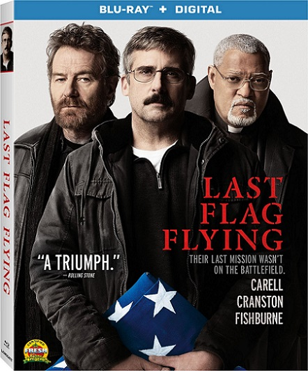 Last Flag Flying (2017) 720p y 1080p BDRip mkv AC3 5.1 ch subs español