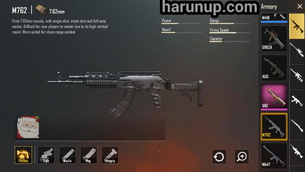 senjata M762