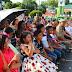 Festejan a niños y mamás de Kanasín