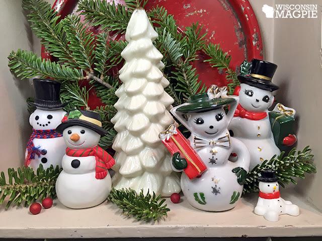 snowman collectibles