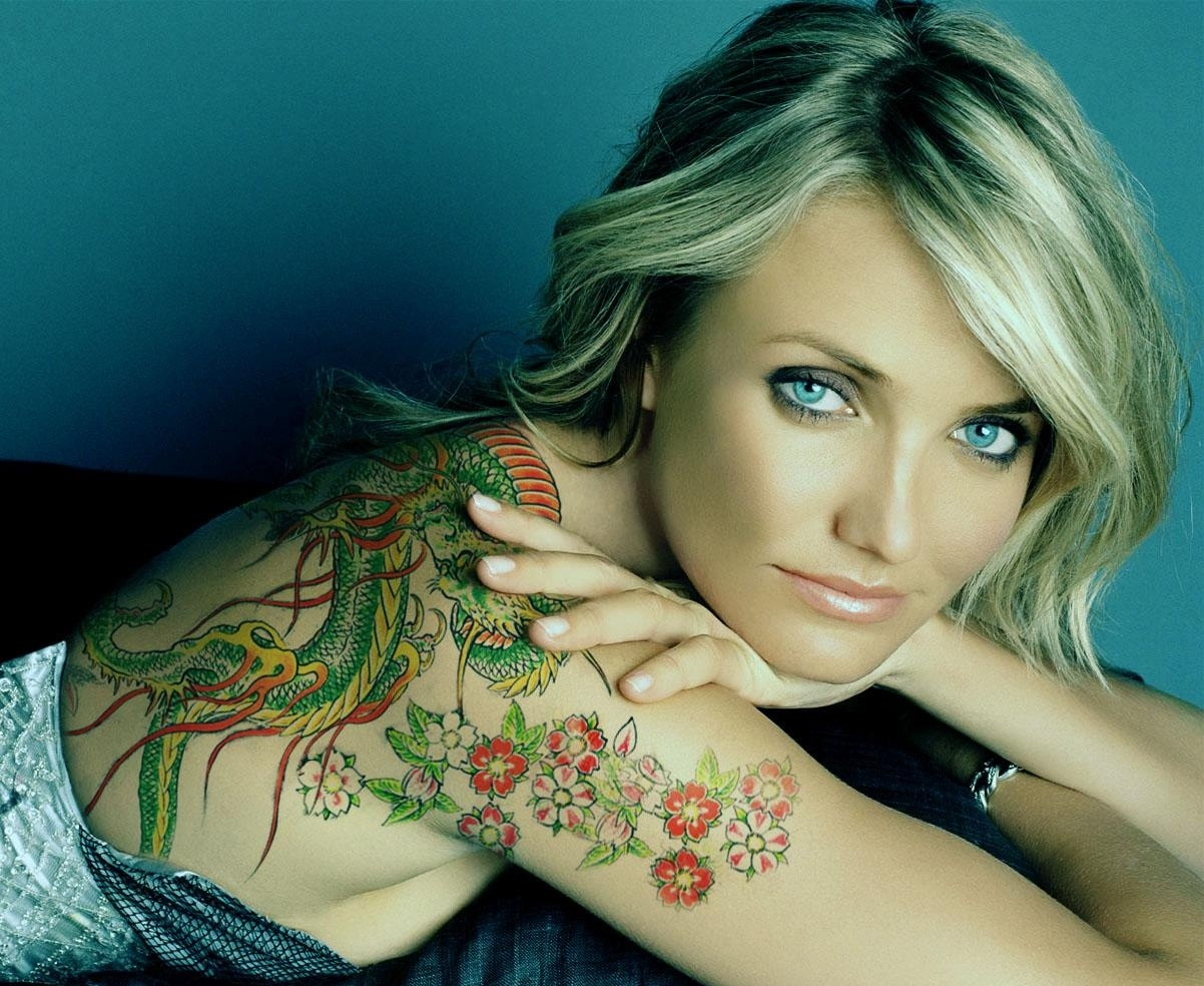 cute tattoo designs for girls on arms and wrist glamourtalkz (6)