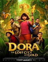 Pelicula Dora y la ciudad perdida