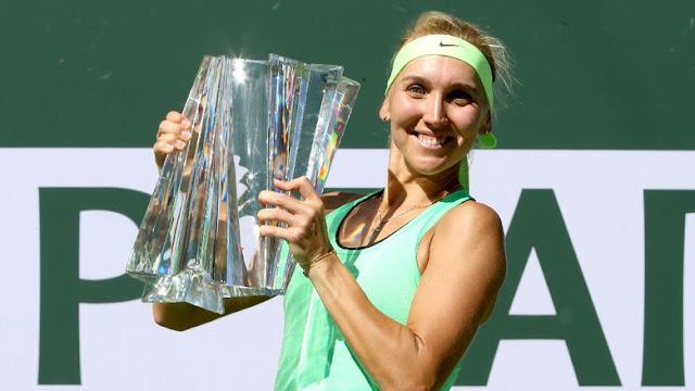 Vesnina Juara Usai Duel Tiga Set Melawan Kuznetsova