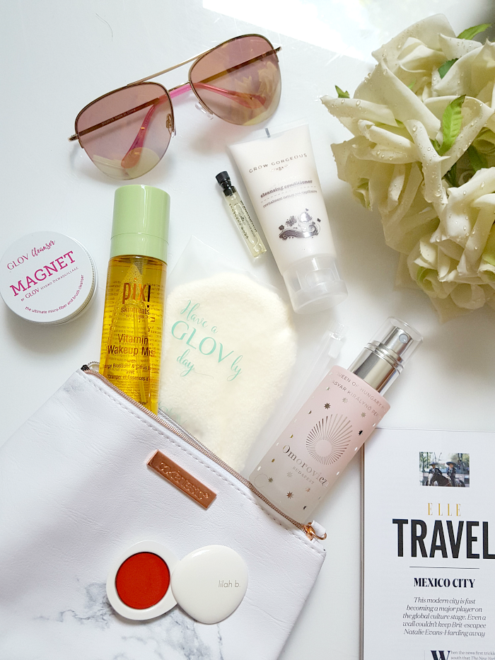 Summer Beauty Travel Essentials  - Omorovicza, Glov, Pixi, Lilah B., Grow Gorgeous, Haare Makeup Hautpflege - Madame Keke Luxury Beauty & Lifestyle Blog  2