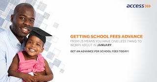 School fees knocking already? Need a loan? Access Bank got you!