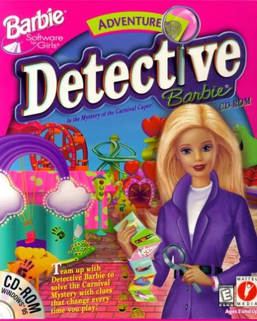 Download Barbie Detective Barbie In The Mystery Of The