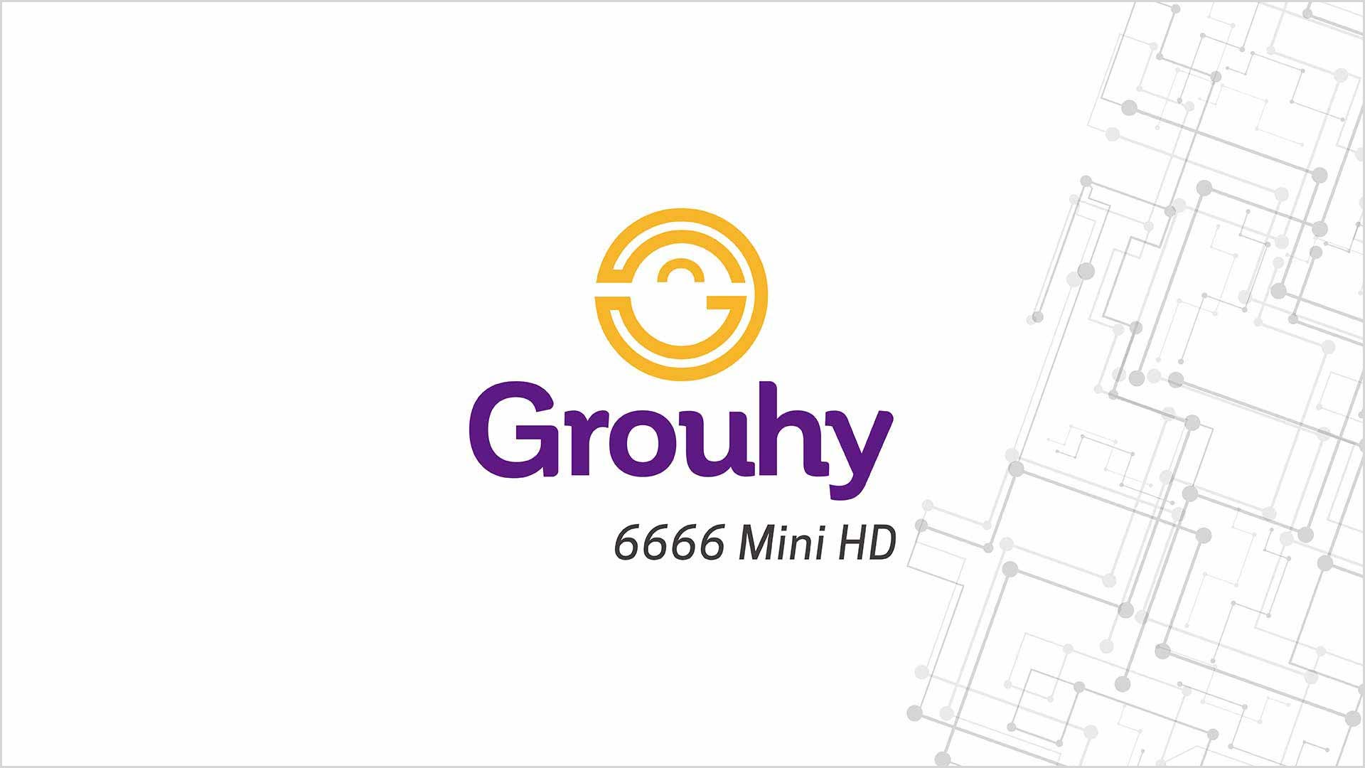 Download Software Grouhy 6666 Mini HD New Update Firmware Receiver