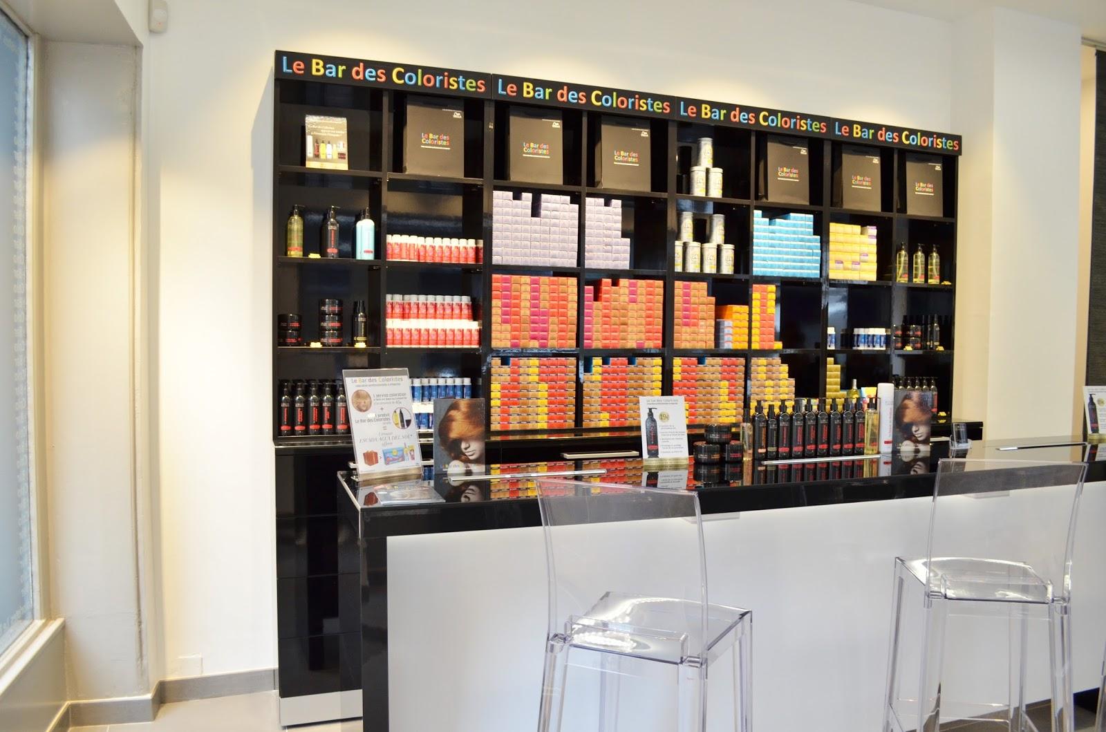 le bar des coloristes - Bar Des Coloristes