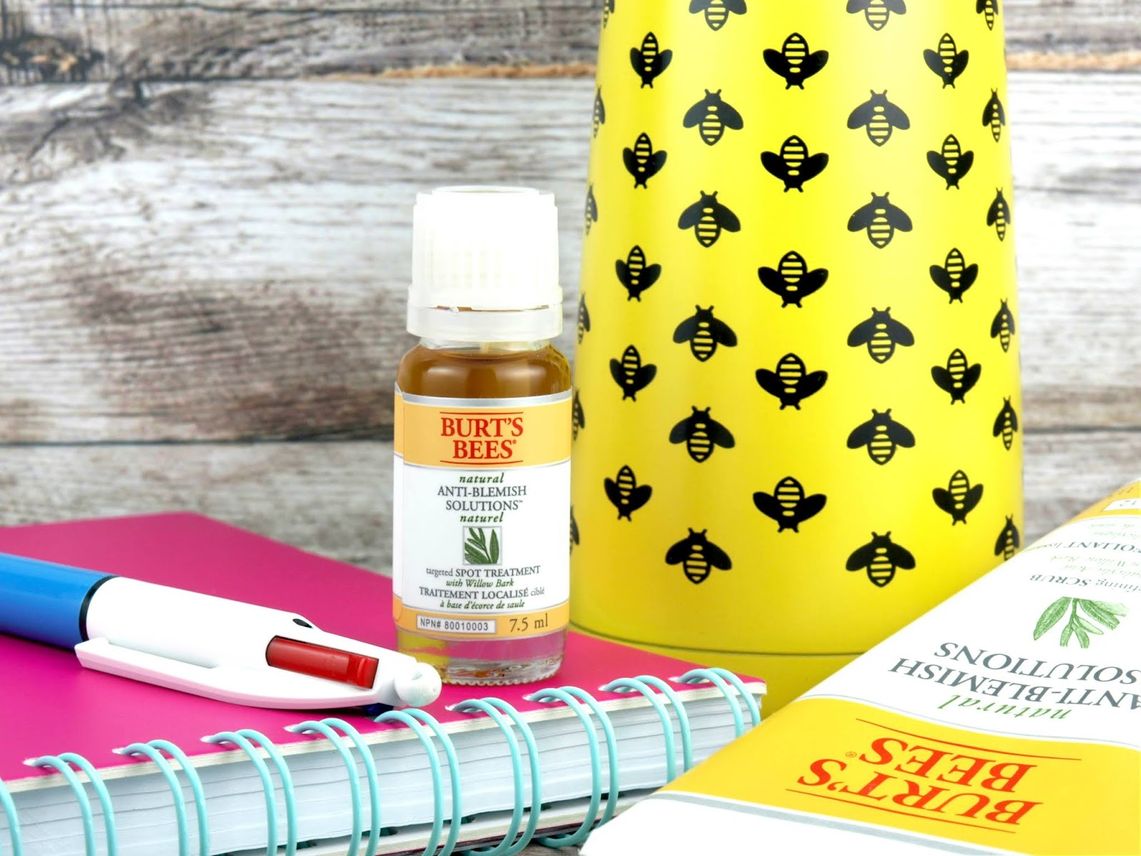 Burt's Bees | Natural Anti-Blemish Solutions Target Spot Treatment: Review