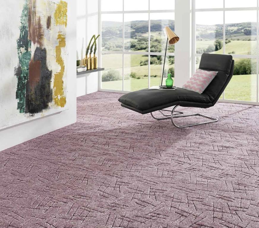 Как выбрать идеальный ковролин для дома