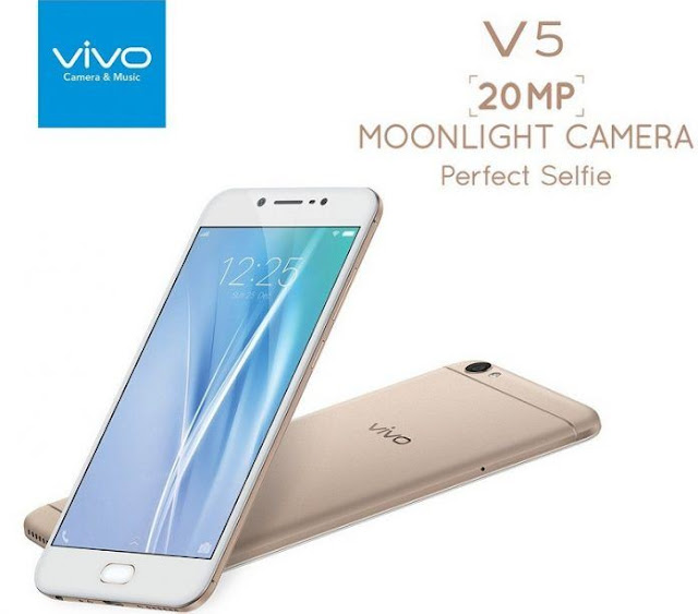 Review Vivo V5