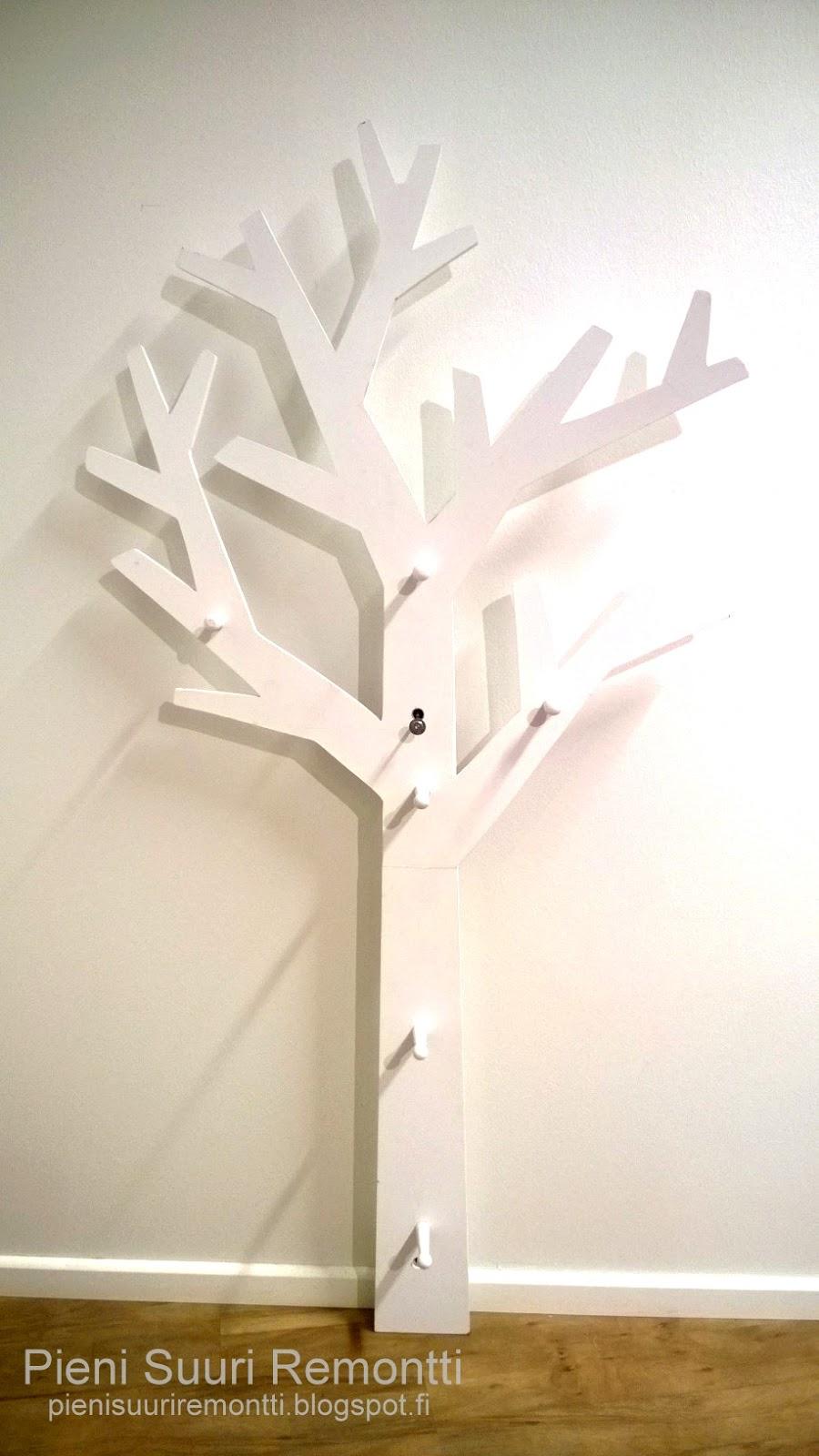 seinänaulakko puu