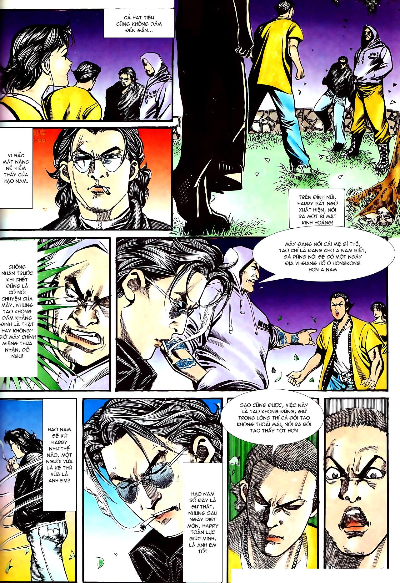 Người Trong Giang Hồ chapter 155: long đầu trang 12