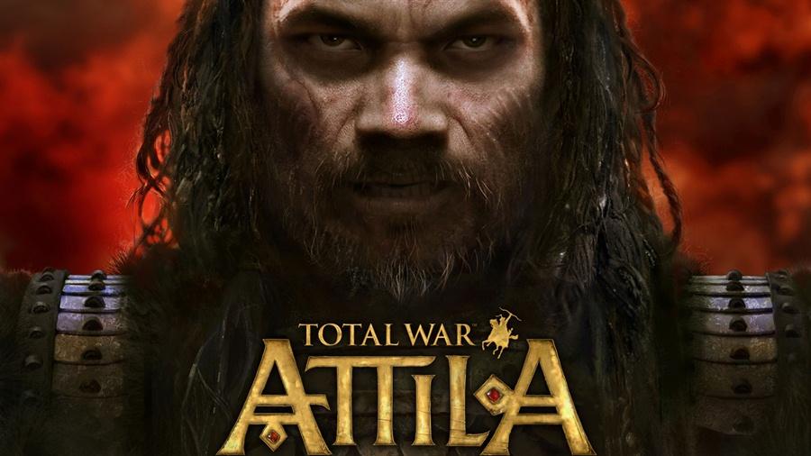 Total War Attila Download Poster