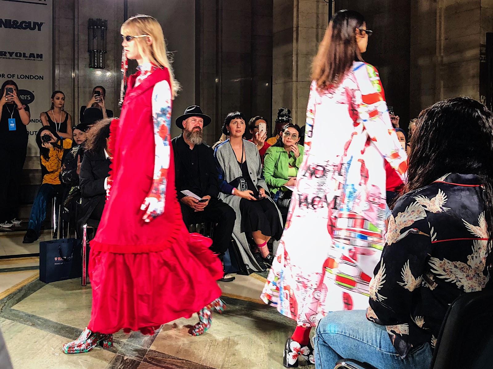 AuCarre SS19 London Fashion Week