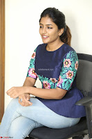 Eesha Looks super cute stunning in Denim Jeans and Top at Darsakudu movie Inerview ~  Exclusive 031.JPG